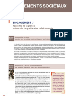 Rapport RSE 2011 - Engagements Societaux