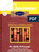 En a Summary of Islamic Jurisprudence (Part 2)