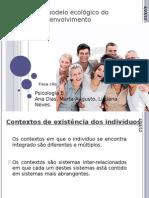 Psicologia -Modelo Ecologico de to