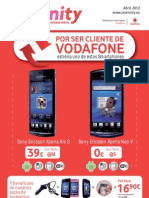 Revista Internity Vodafone Abril 2012