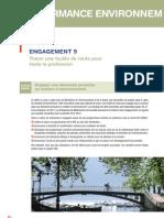 Rapport RSE 2011 - Performance Environnementale