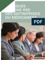 Rapport RSE 2011 - Actions Rse