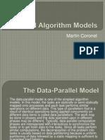 Parallel Algorithm Models 1232998220568990 2