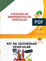 Atencion de Emergencias en Vehiculos