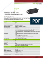 100-450W SmartHID Specification
