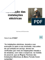 Verificacao Das Instalacoes Electric As