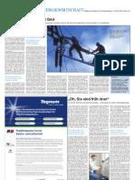 Karriere in Der Energiewirtschaft GE