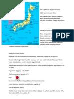 Japan Factfile