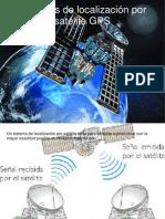 Sistemas de localización por satélite GPS