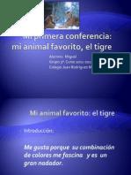 Conferencia de Miguel