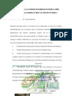 ion a La Vivienda Ecourbana en Pueblo Libre DEF