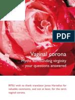 Praktika Vaginal Corona 2009