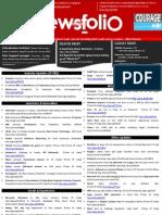 Newsfolio -April 2012