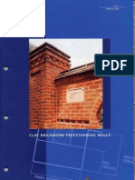 Design Guide Freestanding Walls