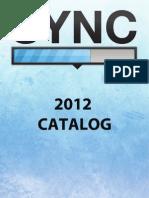 SYNC Catalog 2012