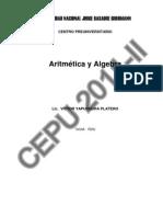 Libro Guia Aritmetica y Algebra