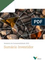 Vale Relatorio Sustentabilidade 2010