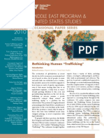 Rethinking Human Trafficking
