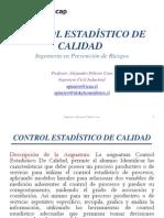 Control Estadistico de Calidad Diurno IPR