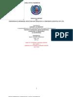 GAUHATI University Perform Ace Appraisal