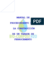 Manual de Ferrocemento