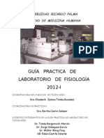 GUIA FISIO 2012-I
