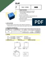 Relay Songle Datasheet