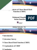 Slides iAWACS09 Danchev-Maqableh CBHF