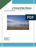 Wind Turbine Technical Description