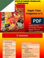 Ramdev Supply Chain