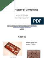 Short History of Computing