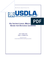 2. USDLA Instructional Media Selection Guide