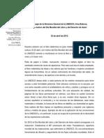 Mensaje_UNESCO_Día_Mundial_Libro_2012