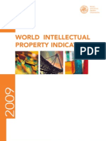 World Intellectual Property Indicators-2009