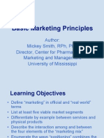 Marketing Principles Chap19