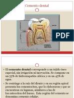Cemento Dental Julio Hidrogo