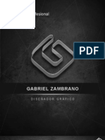 Portafolio Gabriel Zambrano