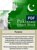 US Army's Pakistan Smart Book [Year 2010]