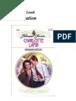 59401029 Charlotte Lamb Desperation