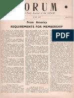 Spgb Forum 1953 9 Jun