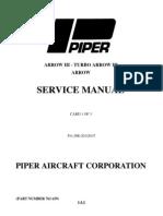Pa28r Service Manual