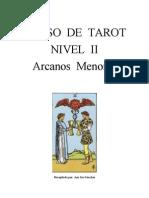 Curso de Tarot Nivel II