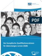 The European Qualifications Framework LLL