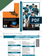 2006-07 Sharks Media Guide