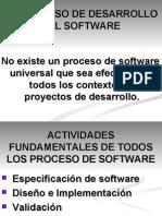 Ciclos de Vida Proceso de Desarrollo Del Software