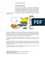 Eng.sistematizacion de Experiencias Prodever, Guatemala c.a.