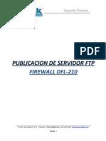 DFL-210 Publicacion de Servidor FTP