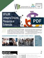 Jornal UFVJM Edição 37