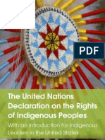 Handbook. The United Nations Declaration on the Rights of Indigenous Peoples