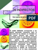 COSTOS INDIRECTOS